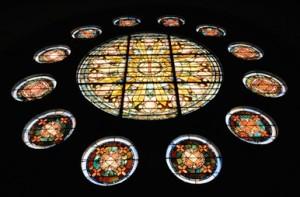 Epworth United Methodist Church Stained Glass
