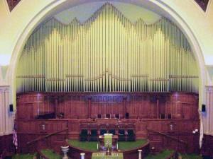 Sanctuary Organ